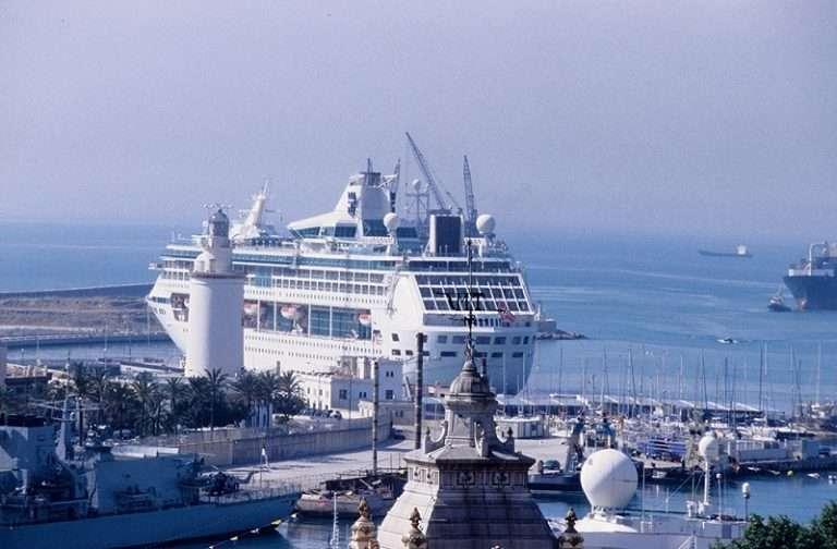 malaga crucero