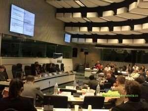 Conferencia UE-Sgtur