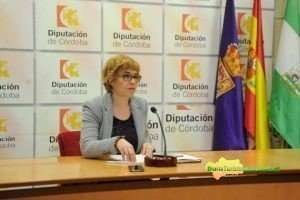 La presidenta de la Fundación, Marisa Ruz.