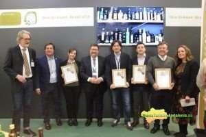 Aceites premiados Biofach