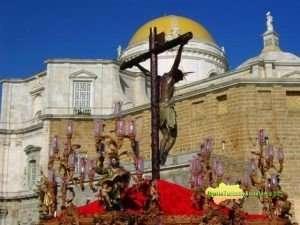 Semana Santa Cádiz. Foto: Turismo Cádiz.