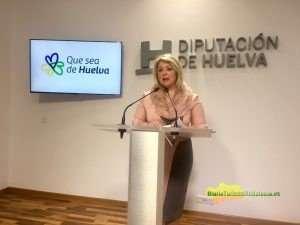 La diputada responsable del Área, Lourdes Garrido, ha detallado las cuentas.