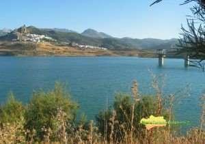 Vista de Zahara de la Sierra, uno de los municipios que se van a visitar en esta edición de 'A una hora de...'