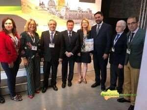 Francisco Javier Fernández participó en Dresde en la reunión anual del operador TSS Group, unos de los mayores consorcios de agencias del país.