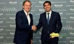 Tras la rúbrica del acuerdo con Wingenia, el director general de Desarrollo de Negocio de Barceló, Jaime Buxó, ha destacado la apuesta de la empresa andaluza por el turismo sostenible.