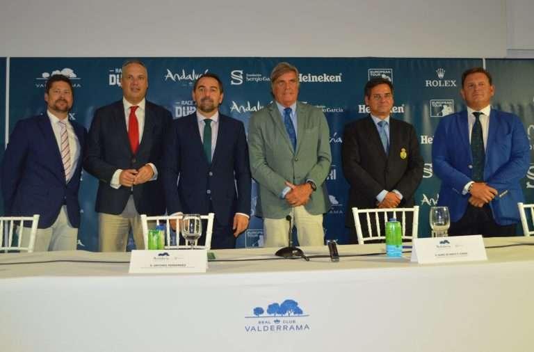 Antonio Fernández destaca el impacto del torneo y garantiza el respaldo a una cita que refleja la importancia del binomio entre turismo y deporte.