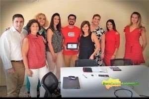 La entidad organizó visitas puerta a puerta en el destino dirigidas a representantes de 15 agencias catalanas especializadas en organizar congresos y de marketing y comunicación.