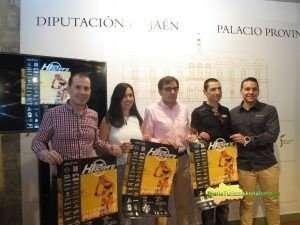 La Diputación es una de las patrocinadoras de esta prueba de ciclismo de montaña que este año incluirá una contrarreloj individual el 5 de octubre y la maratón BTT el día 6.