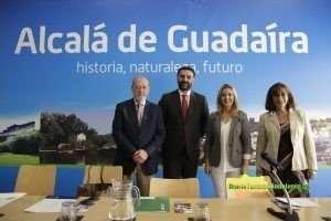 Fernández valora la importancia de estos atractivos para poner en valor la historia de los territorios y complementar la oferta del destino.