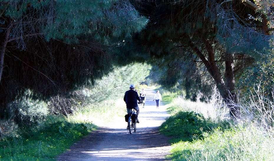 Una red de vías ciclistas para estrechar lazos entre dos países vecinos entre España y Portugal.