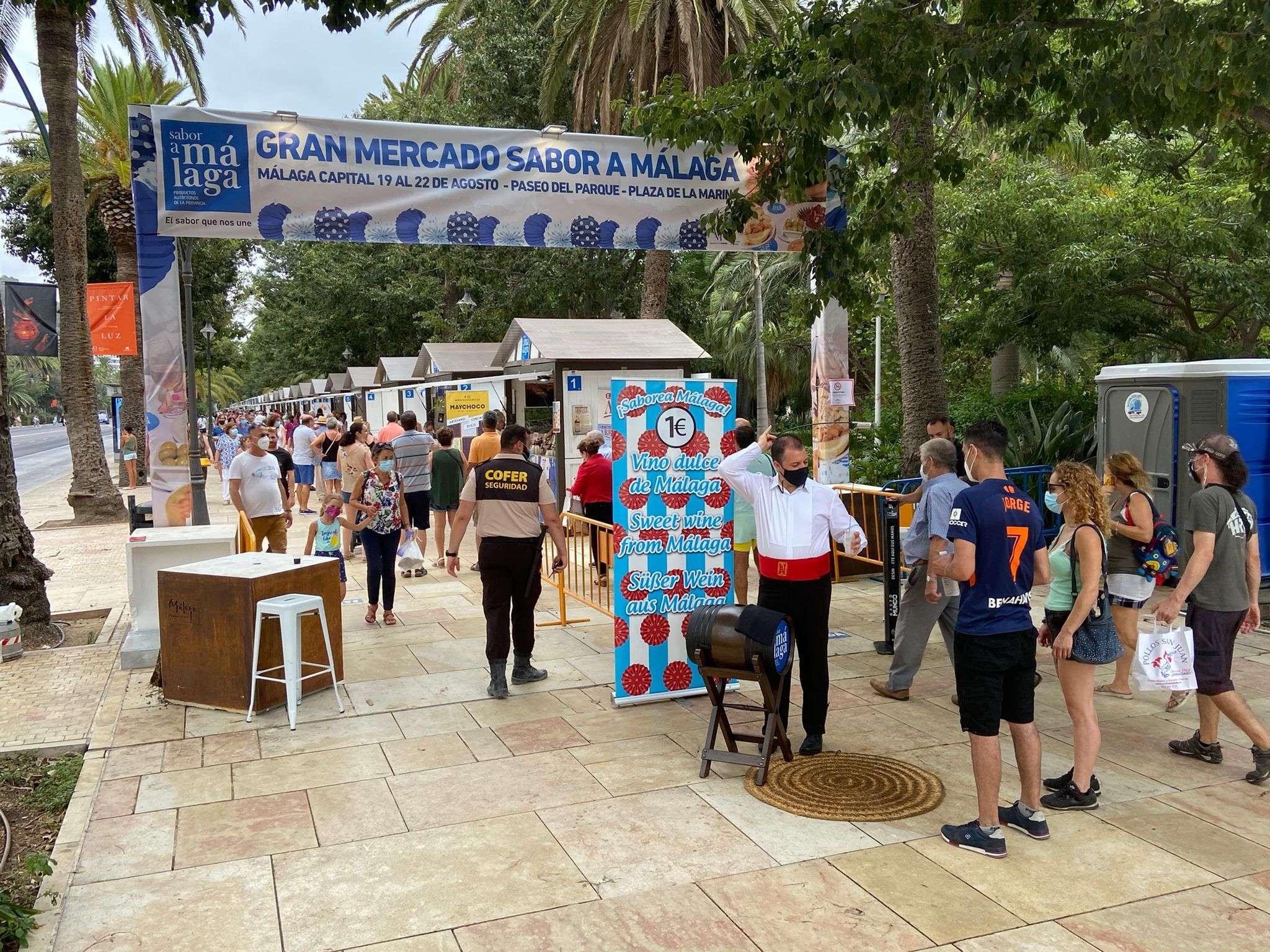 Se ha consolidado como un atractivo turístico más de la provincia de Málaga y volverá a celebrarse el próximo mes de diciembre.