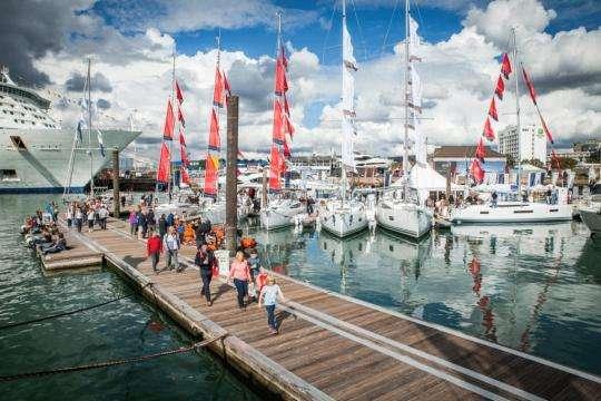 Los puertos deportivos andaluces son un foco de atracción turística y económica para la región