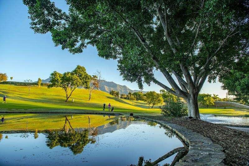 Hay 74 campos de golf en la Costa del Sol malagueña.
