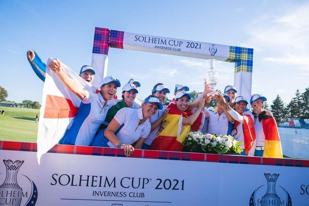 La Solheim Cup 2023 , un sueño que será posible gracias al trabajo conjunto de numerosas instituciones.