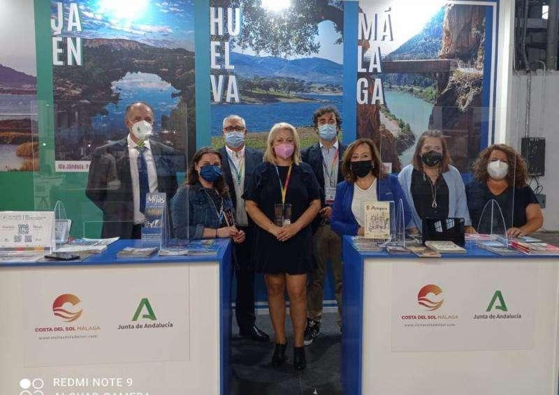 A nivel internacional Turismo Costa del Sol ha estado presente en la Seatrade Cruise Global Virtual