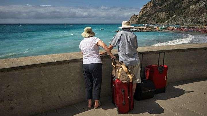 Arranca el programa de viajes para mayores
